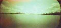 Leemkuilen (Der Ohlsen) Tags: holgawpc pinhole panorama analog mediumformat mf 120 6x12 colour film c41 redscale lomography xr lomographyrescalexr50200 niederlande netherlands