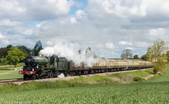 7029 at Abbotswood [1Z54] 25.05.2019 (Wolfie2man) Tags: thewelshmarchesexpress 7029 cluncastle castleclass460 gwr greatwesternrailway steamengine steam steamlocomotive vintagetrains smoke steamtrain abbotswoodjunction abbotswood 1z54 ukrailways worcestershirerailways railways canonphotography