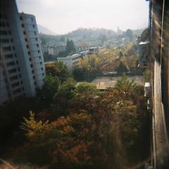 ... (june1777) Tags: snap street seoul light holga 120n fuji superia 100 square