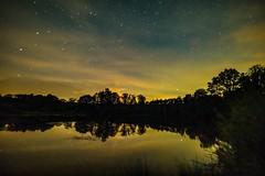 Eichholzmaar (clemensgilles) Tags: longexposure lakeside lake sternenhimmel sterne stargazing night astrophotography astrophotographers astrofotographie nightphotography nachtfotografie deutschland germany eifel