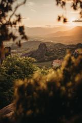 Sunset peak (AlexanderHorn) Tags: landscape greece europe amaizng sunset sunlight sun sky dramatic beautiful sony a7riii warm