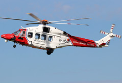 G-MCGT (GH@BHD) Tags: gmcgt agusta agustawestland aw189 bristowhelicopters hmcoastguard pik egpk prestwickairport prestwick sar rescue emergency coastguard aircraft aviation helicopter chopper rotor