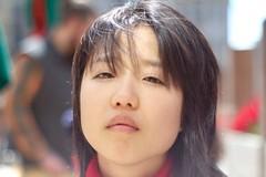 昼下がり / Grand Place      Super - Takumar  1:1.8 / 55 (情事針寸II) Tags: bokeh portrait oldlens grandplace supertakumar11855