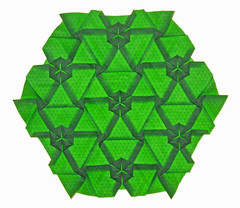 PYRINEEN SUMMITS (mganans) Tags: origami tessellation