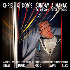 diary #Adjunct: Sunday Almanac, 26th May 2019