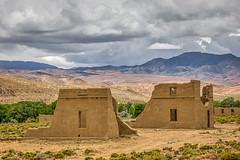 Fort Churchill State Park, Nevada (Jeff Sullivan (www.JeffSullivanPhotography.com)) Tags: fort churchill state park nevada usa landscape weather travel photography canon eos 5dmarkiv photos copyright jeff sullivan may 2019