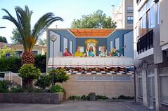 Viseu - street art (jaime.silva) Tags: ergobrandits viseu portugal portugalia portugalsko portugália portugalija portugali portugale portugalsk portogallo portugalska portúgal portugāle streetart streetartist mural muralpainting pinturamural spray spraypainting spraypaint graf graffiti urban arteurbana urbanart wall wallart publicart