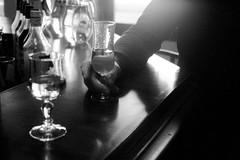 OLYMPUS ACE E-Zuiko 2.8 45 FOMA 200 XTOL (Leinik) Tags: olympus ace ezuiko 28 45 foma 200 xtol bar bistro inn pub bw blanc noir black white blanco negro bianco nero