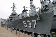 USS The Sullivans, DD-537 (robtm2010) Tags: buffalo newyork usa ny ussthesullivans usnavy navy dd537 fletcherclass destroyer ship warship wwii worldwarii sullivanbrothers 1942 buffaloanderiecountynavalmilitarypark park military canon 7d canon7d