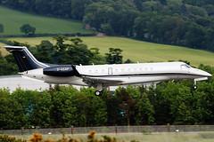 D-ASAP (GH@BHD) Tags: dasap embraer erj erj135bj legacy legacy600 legacy650 airhamburg aho aircraft aviation bizjet corporate executive vip bhd egac belfastcityairport
