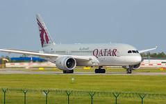 B 787 Dreamliner (Honzinus) Tags: 787 b787 boeing qatar ruzyně havel dreamliner