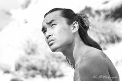Portrait (arrif-mehdi) Tags: modele asiatique portrait humain beautiful human amazing people young asie asia asian chinois cambodge cambodgien figure face visage corps photo picture nice regard eyes yeux naturel nature life noir et blanc photographe meh photographie jeune homme expression emotion observation