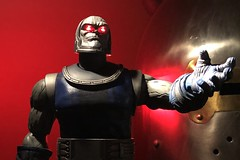 Darkseid Took Two Days to Post (misterperturbed) Tags: darkseid mezcoone12collective mezco one12collective newgods jackkirby dccomics lifx