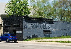 Wilson Club - Milwaukee, Wisconsin (Cragin Spring) Tags: midwest unitedstates usa unitedstatesofamerica wisconsin wi urban city milwaukee milwaukeewi milwaukeewisconsin bar club wilsonclub