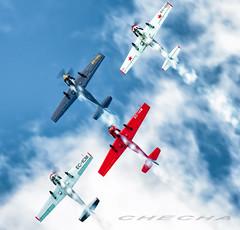 YAK52 (Aeródromo de Casarrubios) (joseramongonzalez544(Checha)) Tags: