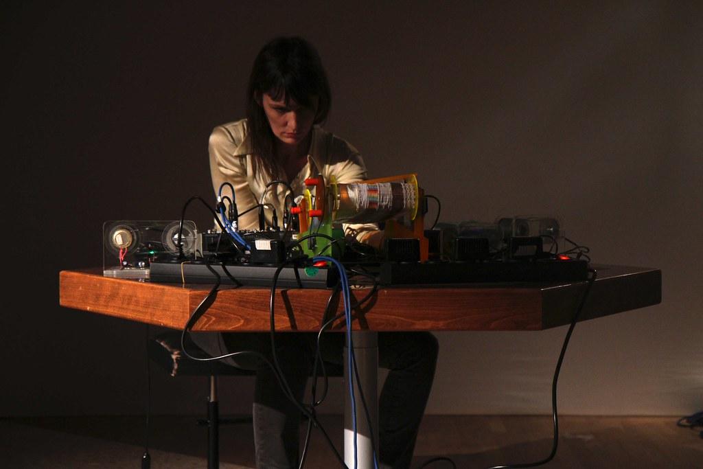 Fabricmachine: WDR Koeln Lange Nacht d. Museen 2014
