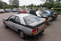 Renault Fuego meeting NL 2019 6 (Fuego 81) Tags: ohohrenault renault fuego ommen nl 2019 71srpd 91xdn6 nr93kd