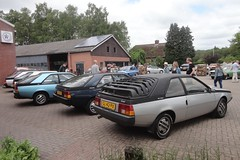 Renault Fuego meeting NL 2019 4 (Fuego 81) Tags: ohohrenault renault fuego ommen nl 2019 71srpd gl42px kk83xt 91xdn6