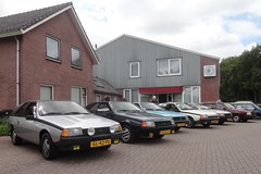 Renault Fuego meeting NL 2019 7 (Fuego 81) Tags: ohohrenault renault fuego ommen nl 2019 71srpd gl42px kk83xt 91xdn6 nr93kd