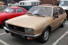 R20 (Schwanzus_Longus) Tags: techno classica essen german germany old classic vintage car vehicle france french sedan saloon liftback renault 20 r20 tx