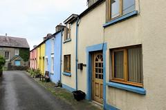 Colourful Cottages, Aberarth, Ceredigion, West Wales (HighPeak92) Tags: cottages colourfulcottages aberarth ceredigion westwales canonpowershotsx700hs