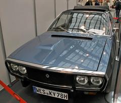 R17 (Schwanzus_Longus) Tags: techno classica essen german germany old classic vintage car vehicle france french sedan saloon liftback renault 17 r17 tl