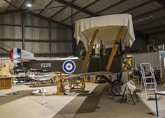 F2211 Sopwith 1 1/2 Strutter, East Fortune (wwshack) Tags: 112strutter apss eastfortune eastfortuneeastfield eastlothian scotland sopwith biplane