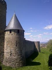 Carcassonne - France (amos.locati) Tags: amos locati carcassonne france europe castel chateaux castle castello tower torre tour