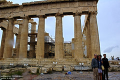 PIC-7 (mercuryriser2005) Tags: travel athens greece city building temple ruins columns acropolis ancient europe classical history