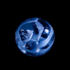 que sera (m_laRs_k) Tags: chrystalball future macromondays olympus blues quesera superstition rezo truth belief faith physics marble hmm hemm mlarsk
