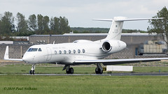102005 Gulfstream 550 Swedish Air Force (Anhedral) Tags: