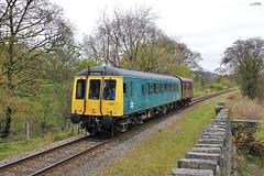 Pulling Power (Andrew E Harrison) Tags: dmu diesel railway train