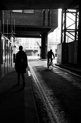 The Underpass (daveseargeant) Tags: monochrome black white leica london street shade shadow typ 113 x blackwhite