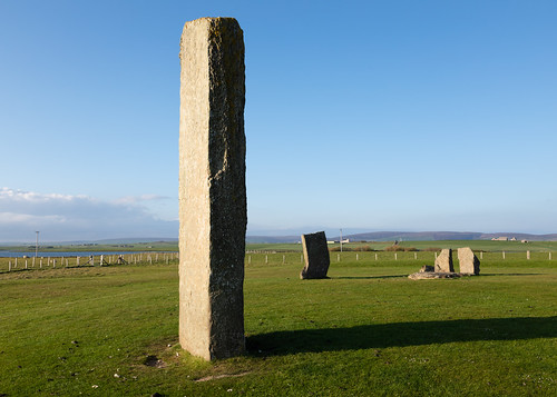 The Stones of Stenness | Orkney Islands-7