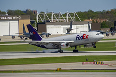 Federal Express (FedEx) Airbus A300B4-622R(F) N748FD (MIDEXJET (Thank you for over 2 million views!)) Tags: milwaukee milwaukeewisconsin generalmitchellinternationalairport milwaukeemitchellinternationalairport kmke mke gmia flymke federalexpressfedexairbusa300b4622rfn748fd federalexpress fedex airbusa300b4622rf n748fd airbusa300b4 airbusa300 a300 airbus