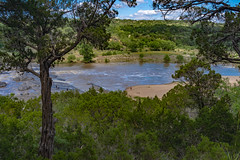 Pedernales_001-HDR (allen ramlow) Tags: pedernales river falls state park texas landscape riverbank
