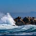 Splash on the Rocks No3