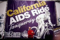 Californa AIDS Ride 2 - Original (03990005) (Ron of the Desert) Tags: film slide costcoscan californiaaidsride sanfrancisco bicycle self california aidsride car2 tanqueray