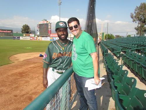 Rafael Kelly and Me