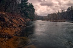 This is my world when i'm not at work. Art edit! (michaelstafford5) Tags: clarionriver alleghenynationalforest ridgwaypa landscape landscapephotography photoart forestphotography ndfilter longexposure motionblur pennsylvania pentaxian pentax pentaxart pentas18135