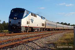 171118_08_AMTK15_92wlw (AgentADQ) Tags: amtrak passenger train trains railfanning silver star west lake wales florida amtk 15