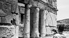 Entrance Qasr Al-Abd, circa 200 BCE, Iraq al-Amir Village, Jordan