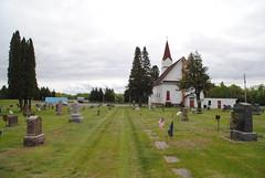 Glendorado Lutheran Church (Elizabeth Almlie) Tags: minnesota glendorado glendoradolutheranchurch lutheran church cemetery bentoncounty
