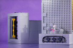 In Her Image (Frost Bricks) Tags: lego moc wip