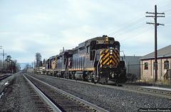 32 Years Young (jamesbelmont) Tags: riogrande drgw ut04l provo utah emd gp30 train railroad railway locomotive