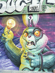 190523_Valvanera_025 (Stefano Sbaccanti) Tags: stefanosbaccanti valencia 2019 spain valvanera leicacl voigtlander40nokton analogue film analogico analogicait argentique murales streetart