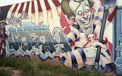 190523_Valvanera_017 (Stefano Sbaccanti) Tags: stefanosbaccanti valencia 2019 spain valvanera leicacl voigtlander40nokton analogue film analogico analogicait argentique murales streetart