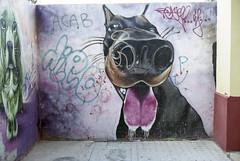 190523_Valvanera_031 (Stefano Sbaccanti) Tags: stefanosbaccanti valencia 2019 spain valvanera leicacl voigtlander40nokton analogue film analogico analogicait argentique murales streetart