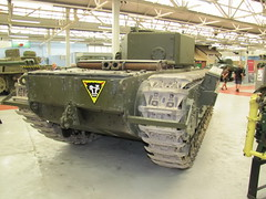 """Churchill Mk.III AVRE 00002 • <a style=""""font-size:0.8em;"""" href=""""http://www.flickr.com/photos/81723459@N04/47933941871/"""" target=""""_blank"""">View on Flickr</a>"""