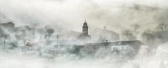 Lampai (Noel F.) Tags: teo lampai santa maria galiza galicia sony a7r a7rii ii fe 100400 gm neboa fog mist
